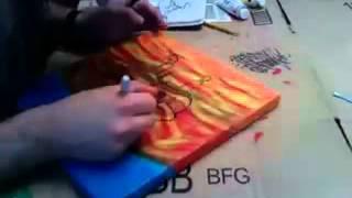 Making Of Doghouse Album Artwork