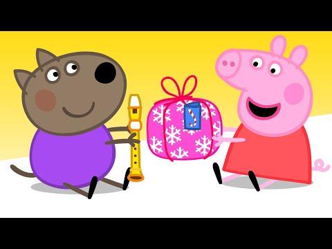 Свинка Пеппа на русском все серии подряд | День Рождения Пеппы! |  Мультики