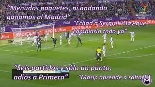PREVIA SD Eibar VS Real Valladolid