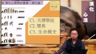 01-3 演化心理學的基礎︰ 演化論 ( 天擇學說)《 演化心法.Dr. Kwan 》 thumbnail