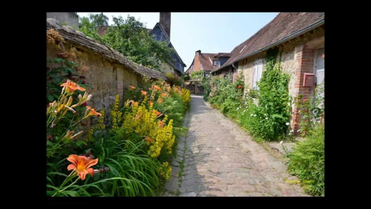 Gerberoy village class parmi les plus beaux villages de - Les plus beaux gites de france ...