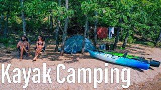 What to bring Kaỳak Camping | Lake Ouachita Arkansas