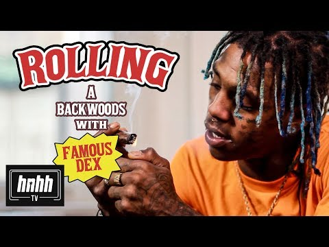 How to Roll a Backwoods with Famous Dex (HNHH)