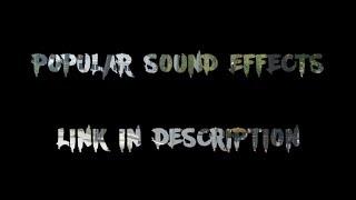 Sound Effect Populer para Youtuber (HD) - Link in Deskripsi !??