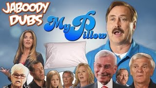 My pillow is the best - obviously!thanks for like/fav/shares!watch jaboody live weekly: http://www.twitch.tv/jaboodyshowfollow jaboody:facebook: http:...
