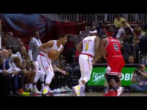 Thabo Sefolosha Hits Hot Streak of Buckets!