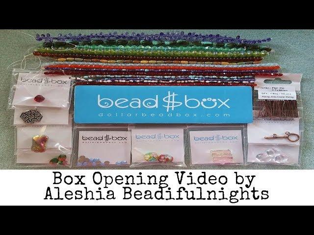 Dollar Bead Box and Bag Opening November 2018