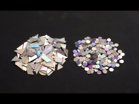 How to Cut CD'S Into Shapes Without Breaking Them