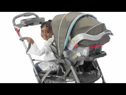 Graco RoomFor2 Stand 'n Ride Stroller