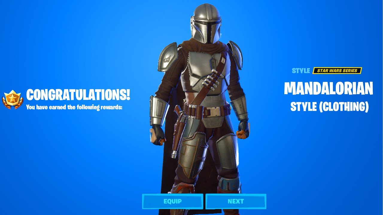 Download How To Get MANDALORIAN Fully Upgraded - Complete Beskar Quests  (8/8)