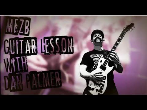 Guitar Tutorial - Zebrahead - Public Enemy Number One w/ Dan Palmer mp3