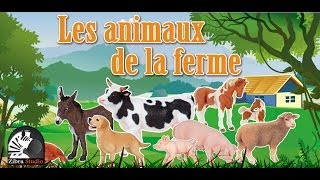 Découvre les animaux de la ferme - Jeu éducatif pour enfant sur Android