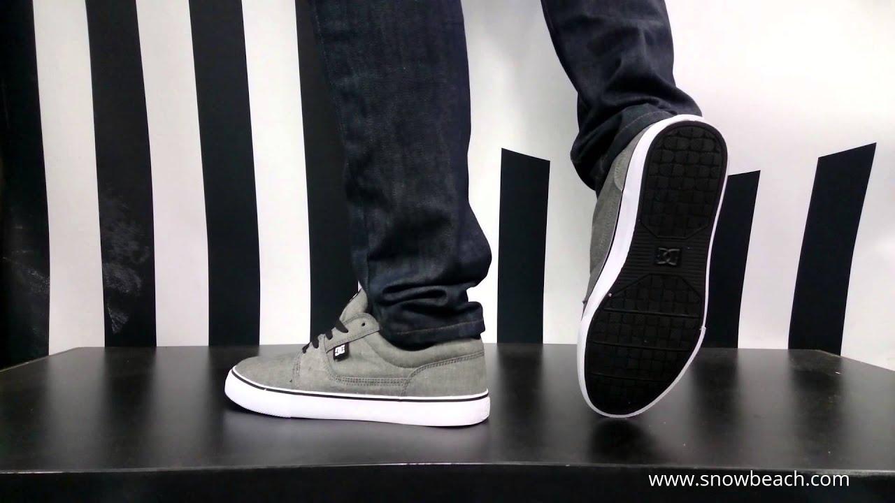 DC TONIK TX SE black white black - YouTube