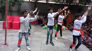 Kar har maidan fateh dance performance..