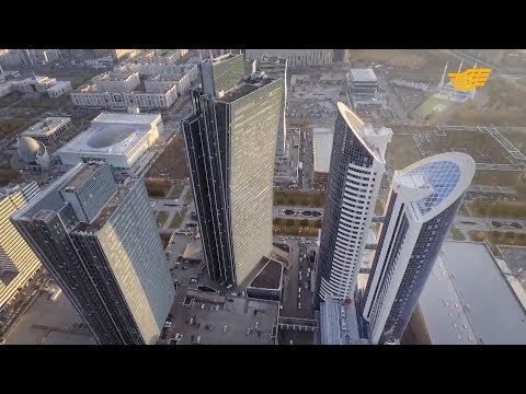Документальный фильм. «Астана-город