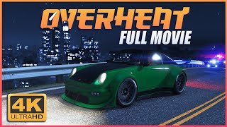 GTA V  OVERHEAT [Full Movie]