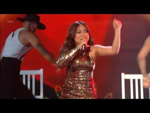 Alisah Bonaobra sings SPECTACULAR  Let's Get Loud - X Factor 2017 Live Show Week 2