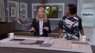How to transition two types of flooring