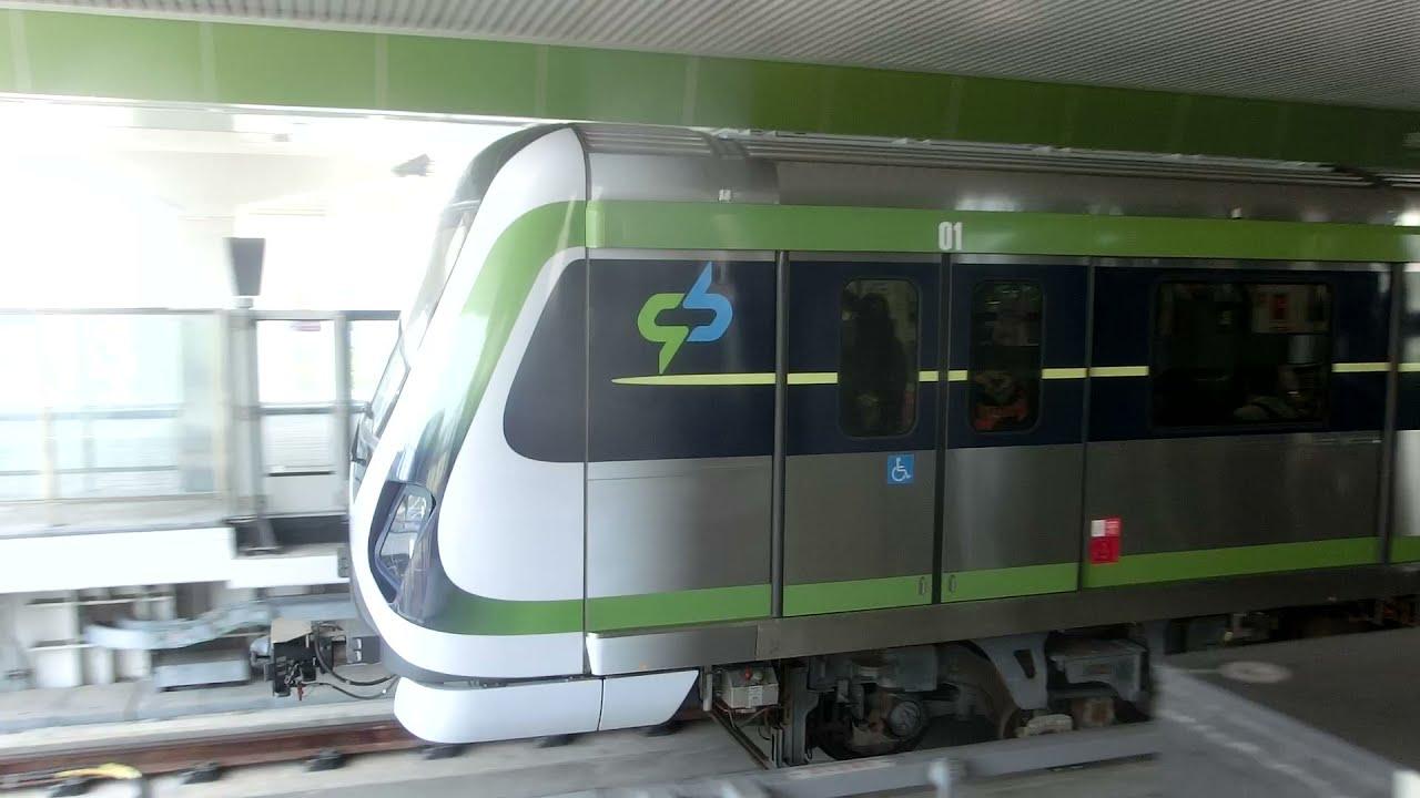 台中捷運川崎電車