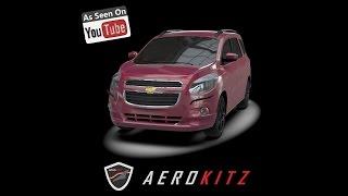 Aerokitz, Aksesoris Modifikasi Chevrolet Spin (Premium Style)