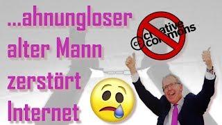 Urheberschutz? Vonwegen! Zensur made in Germany und die Verlage kassieren! #SaveYourInternet