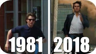 THE Evolution of Tom Cruise RUN 1981-2018
