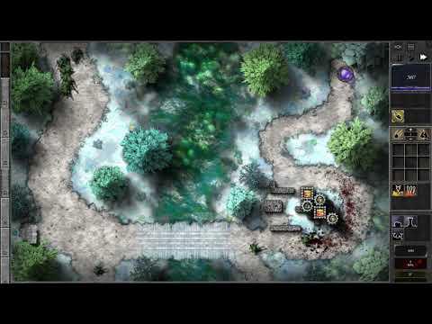 Gemcraft Frostborn Wrath T2 Journey mode Gameplay |