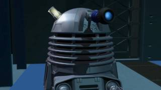The Genocide Machine 2 (Daleks) 3d Animation