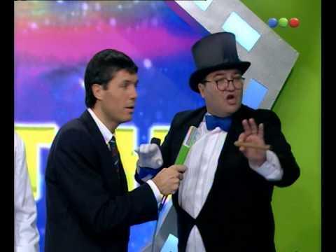 Show del chiste, Larry de Clay se olvida el chiste - Videomatch