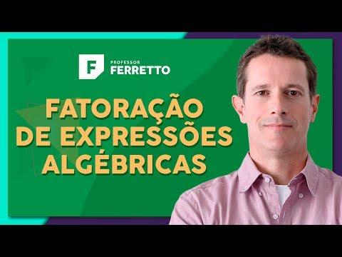 FATORAÇÃO DE EXPRESSÕES ALGÉBRICAS: Simplificação de Frações | Matemática Básica - Aula 10 from YouTube · Duration:  28 minutes 23 seconds