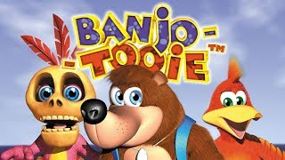 Banjo... Tooie? Never Played It... [100% Blind Playthrough]  - Part 1 - LIVE 🔴