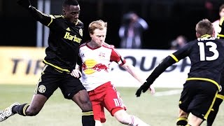 HIGHLIGHTS: Columbus Crew SC vs. New York Red Bulls | March 28, 2015