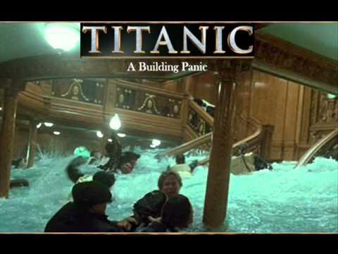 Titanic Soundtrack - A building panic
