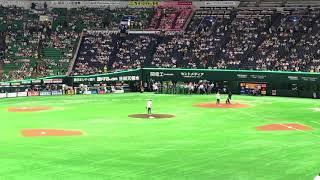 2018.9.9 福岡ソフトバンクホークスvsオリックス バファローズ 試合前 ...