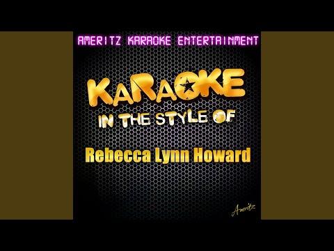 Forgive (In the Style of Rebecca Lynn Howard) (Karaoke Version)