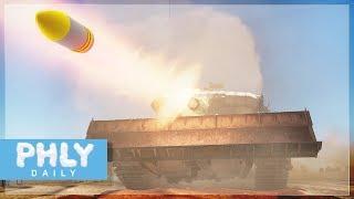 31KG TEABAG LAUNCHER   Centurion AVRE British Bias Confirmed (War Thunder Tanks)