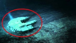 5 Most SHOCKING Things Found In The DEEPEST Parts Of The Ocean