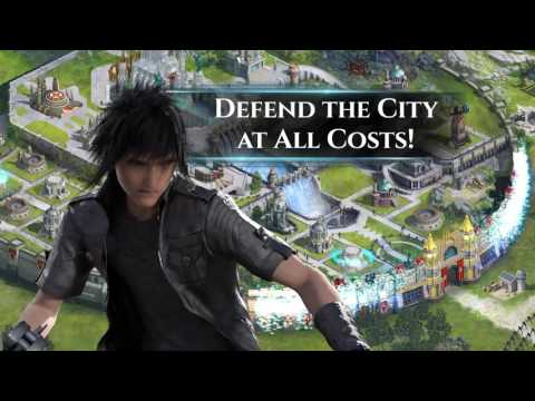 Final Fantasy XV: A New Empire – Join Noctis in Battle