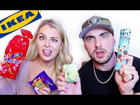 AUSTRALIANS TRY IKEA CANDY!! - hqdefault