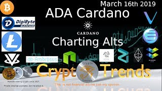 ADA Cardano - Bags are ready!!  Alt Charting