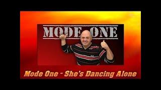Mode One - She's Dancing Alone (New Eurodisco)