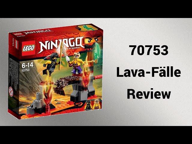 Der Boden ist Lava | 70753 Lava-Fälle Review | Rpfreund2014