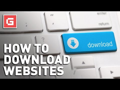 How To EASILY Download Websites