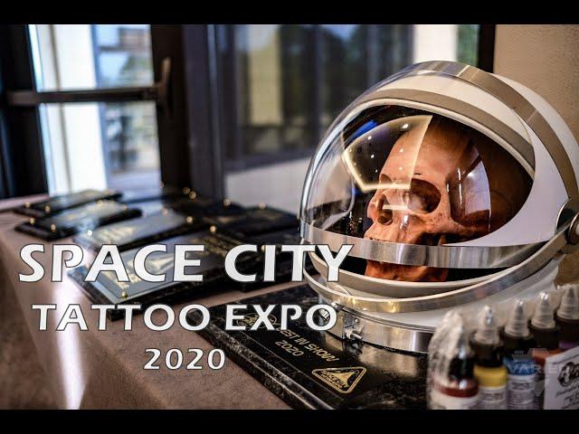 Space City Tattoo Expo 2020 | Huntsville, Alabama