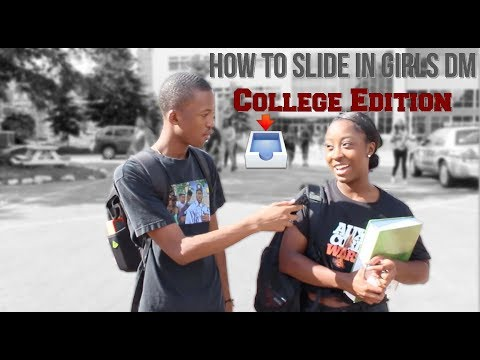 How to Slide in Girls DM? | Public Interview | College Edition