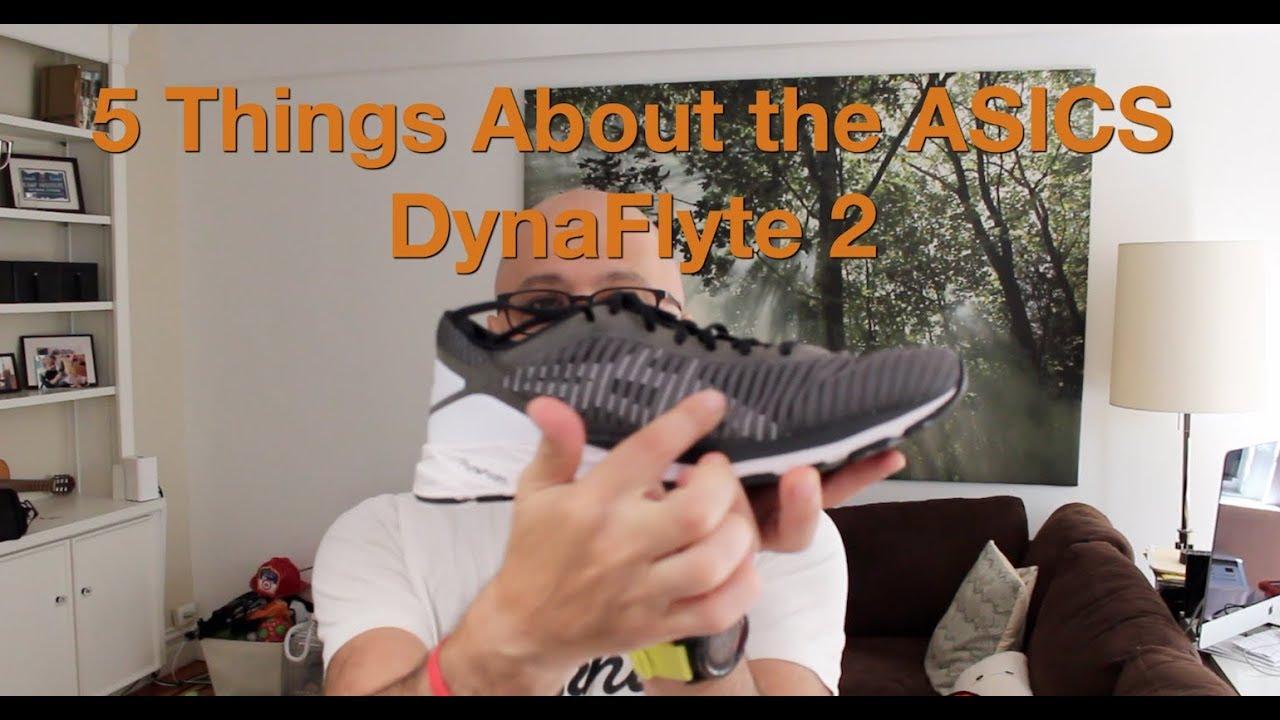 5 ASICS choses sur sur le ASICS 5 DynaFlyte 2 YouTube 8c70941 - trumpfacts.website