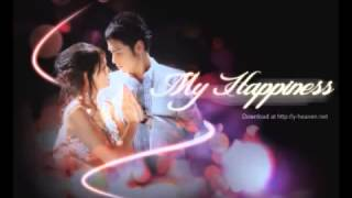 (Vietsub) My happiness - wo de  kuai le-Trần Kiều Ân Fated to love you OST