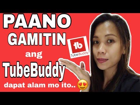 Download PAANO GAMITIN ANG TUBEBUDDY PARA DUMAMI ANG VIEWS | TAGALOG