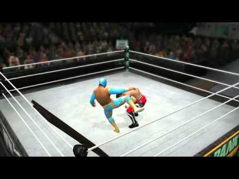 EEW Wrestling WWE12