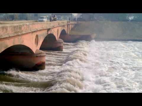 Upper Ganga Canal - Bridge - Jani Village - Meerut